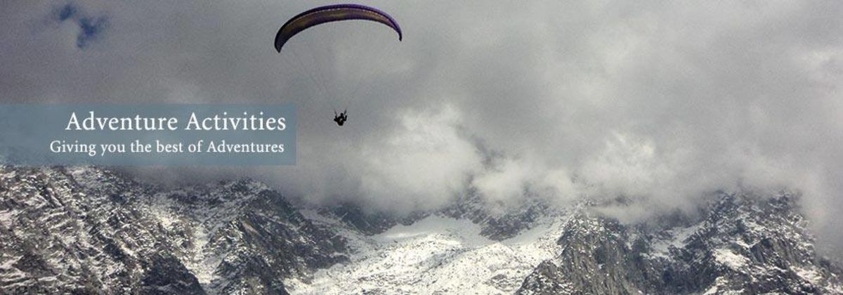 Headline for Best Places to Visit in Himachal Pradesh for Adventure Lovers
