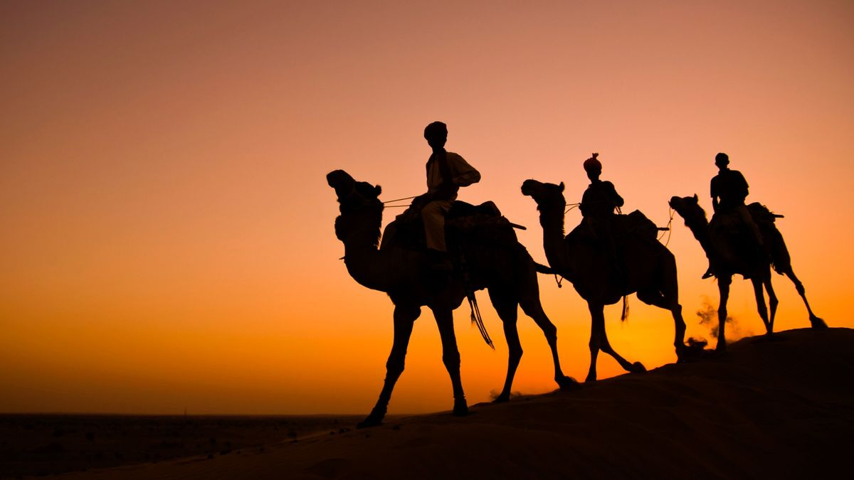Headline for List of Amazing Desert Experiences in India