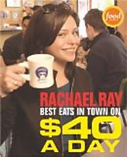 Rachael Ray: Best Eats in Town on $40 A Day - Kitchen Things