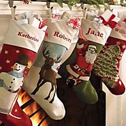 Best Embroidered Personalized Stockings for Christmas 2015