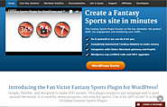 Fan Victor | The Ultimate Fantasy Sports Plug-in