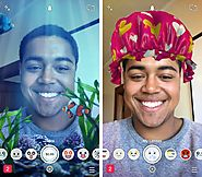 Snapchat introduces a 'lens store' to adorn your selfies with 99-cent filters