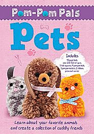 Pom-Pom Pals: Pets by Laura Clempson
