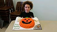 Crystal Lake Park District uses class photos to promote the next session for the cutest cake decorators