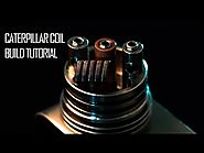 Caterpillar coil build tutorial