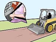 How to Operate a Skidloader