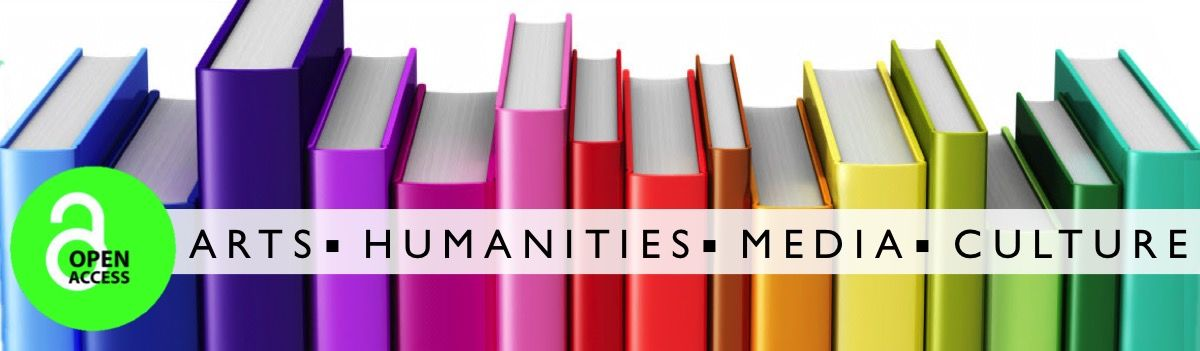 Headline for Open Access Arts and Humanities Journals