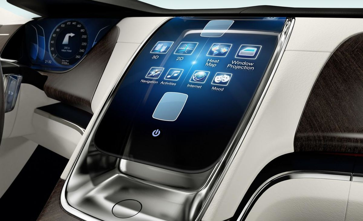 Headline for Top 10 Infotainment Options in Cars