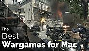 The Best War Games for Mac