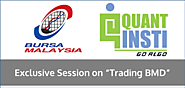 Automated Trading Events, Workshops and Webinars