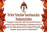 10 Amazing Thanksgiving Facts!!! You must Know!!!