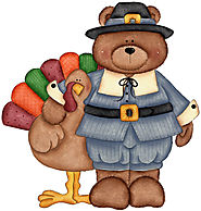 Happy Thanksgiving Clip Art Collection | Thanksgiving Clipart 2015