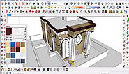 Export from Revit to Sketchup 2015 | Revit 2016 Tutorial | Sketchup 2015