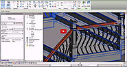Creating a Custom Staircase in Revit | Revit 2016 Tutorial