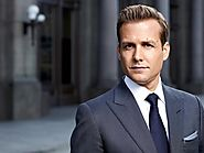 Designer Tom Ford designs all of Harvey Specter's suits.