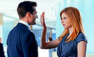 Gabriel Macht and Sarah Rafferty have known each other for 20 years.
