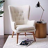 Niels Wing Chair $699