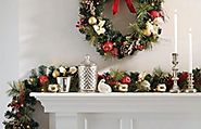 Cheap Christmas Garland With Lights