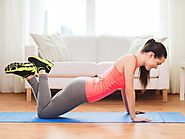 List of Simple Exercises and Workout at Home