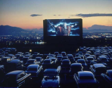 Go to a drive in movie