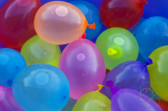 Have a water balloon fight