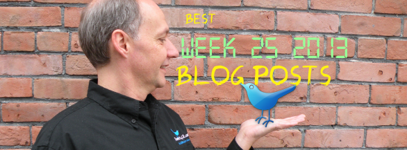 Headline for 25/13 Best Blog posts