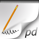 #PaperDesk Pro easy-to-use notebook replacement made specifically for the #iPad to #mlearning