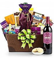 How To Make A Cheap And Easy Gourmet Wine Gift Basket
