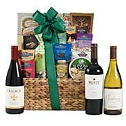California Wine Tour Wine Gift Basket - Wine.com