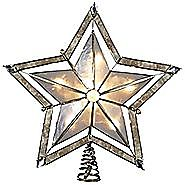 Unique Lighted Christmas Star Tree Toppers Ideas | Listly List