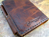 Renaissance Art Leather Journals... Artisan made in the US