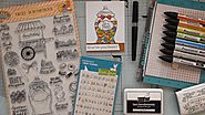 How've you Bean? Creative Stamping #39 - CraftStash Inspiration