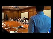 Glimpse of the Seminar held with a leading exchange in Mumbai - Quantinsti
