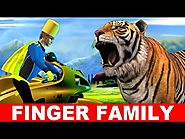 Finger Family Song - Cartoons For Children Songs - Finger Family Children Songs