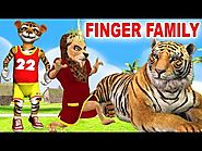 Popular Finger Family Rhymes Collection - Children Nursery Rhymes by Kids 3D Rhymes
