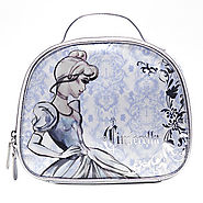 Cinderella Train Case