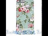 Vintage floral iPhone 6 Cases Collection