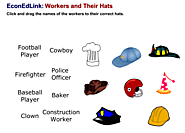 Workers and Their Hats