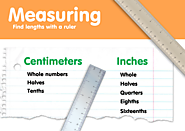 Measuring | Finding Lengths with a Ruler | ABCya!