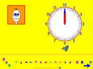 Telling Time - Learning Time -- Helping Children to Learn to Tell Time