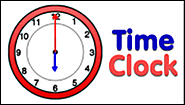 Time Clock on PrimaryGames.com