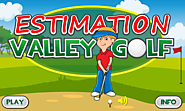 Estimation Valley Golf - A Math Golf Game for Kids ""
