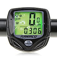 Best Wireless Bicycle Computer Speedometer Reviews 2015