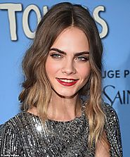Cara Delevingne earned 12,000 euros per day in 2014