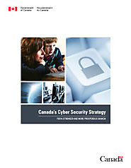 Canada's Cyber Security Strategy