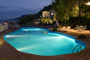 Crossing Together, luxury sea-front villa in Santa Maria La Scala, Sicily