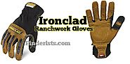 [SALE] Ironclad Ranchworx XXL 3XL Work Gloves Review