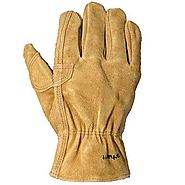 Carhartt Durable Leather Gloves xl xxl 3xl 4xl - Best Heavy Duty Stuff