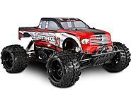 Redcat Racing Rampage XT Gas Truck, Red, 1/5 Scale