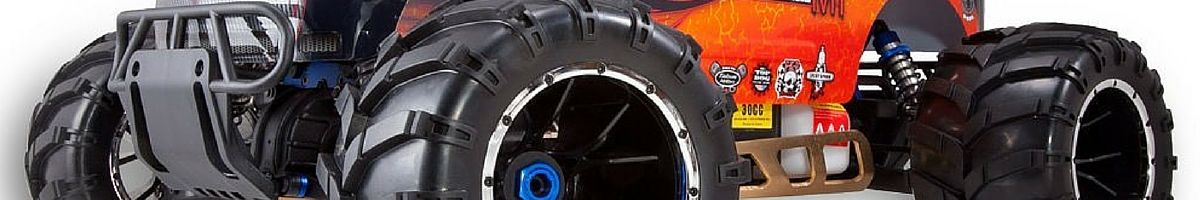 Headline for Cheap 1/5 Scale Gas RC Truck